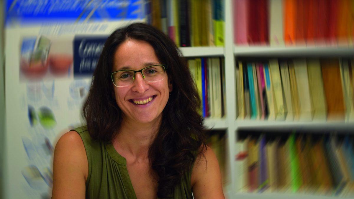 Laura Mor, periodista, directora del portal Catalunya Religió