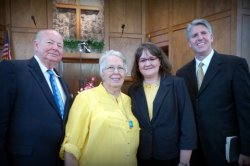 Pastor & Mrs. Brewster w Wilkersons