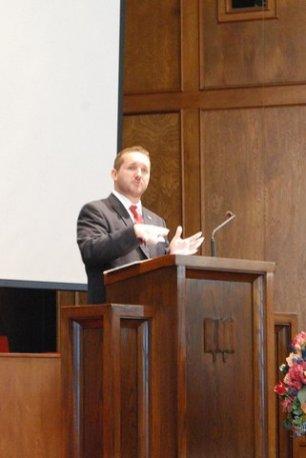 Pastor Spence