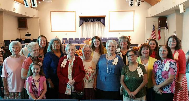 Our Galilean Ladies enjoyed a great Ladies Day Retreat in Fort Worth at Metropolitan Baptist Church!