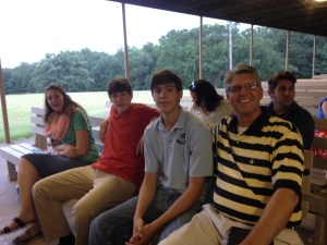 Teen Tract Blitz and Pizza!