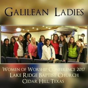 Galilean Ladies Spring Brunch - Sitting at the Feet of Jesus