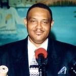Pastor Anthony Williams
