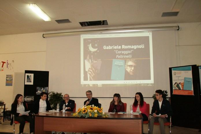 Incontro con Gabriele Romagnoli