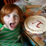 Celebrate Pi Day! Image credit: Tarehna Wicker.