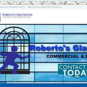 Roberto's Glass Website