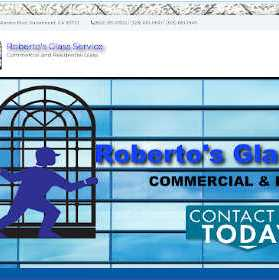 Roberto's Glass Website