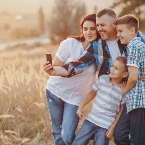 Kaip kurti harmoningus santykius su vaikais? (seminarų ciklas)