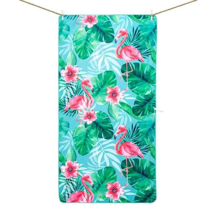 custom print sand free beach towel