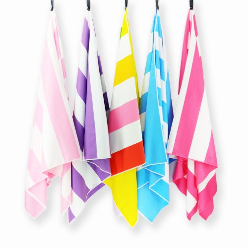 dock and bay string microfiber beach towel