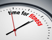 Find Time for Fitness