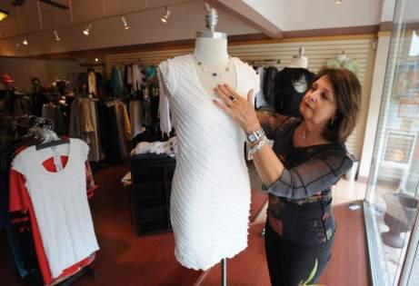 Edna Galioto at Capriccio Boutique