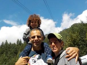 לרגלי הר גראוס. צילום: עלמה