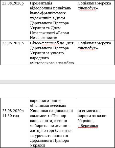 Як святкуватимуть День прапора в Івано-Франківську (ПРОГРАМА)