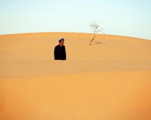 Desertification in China