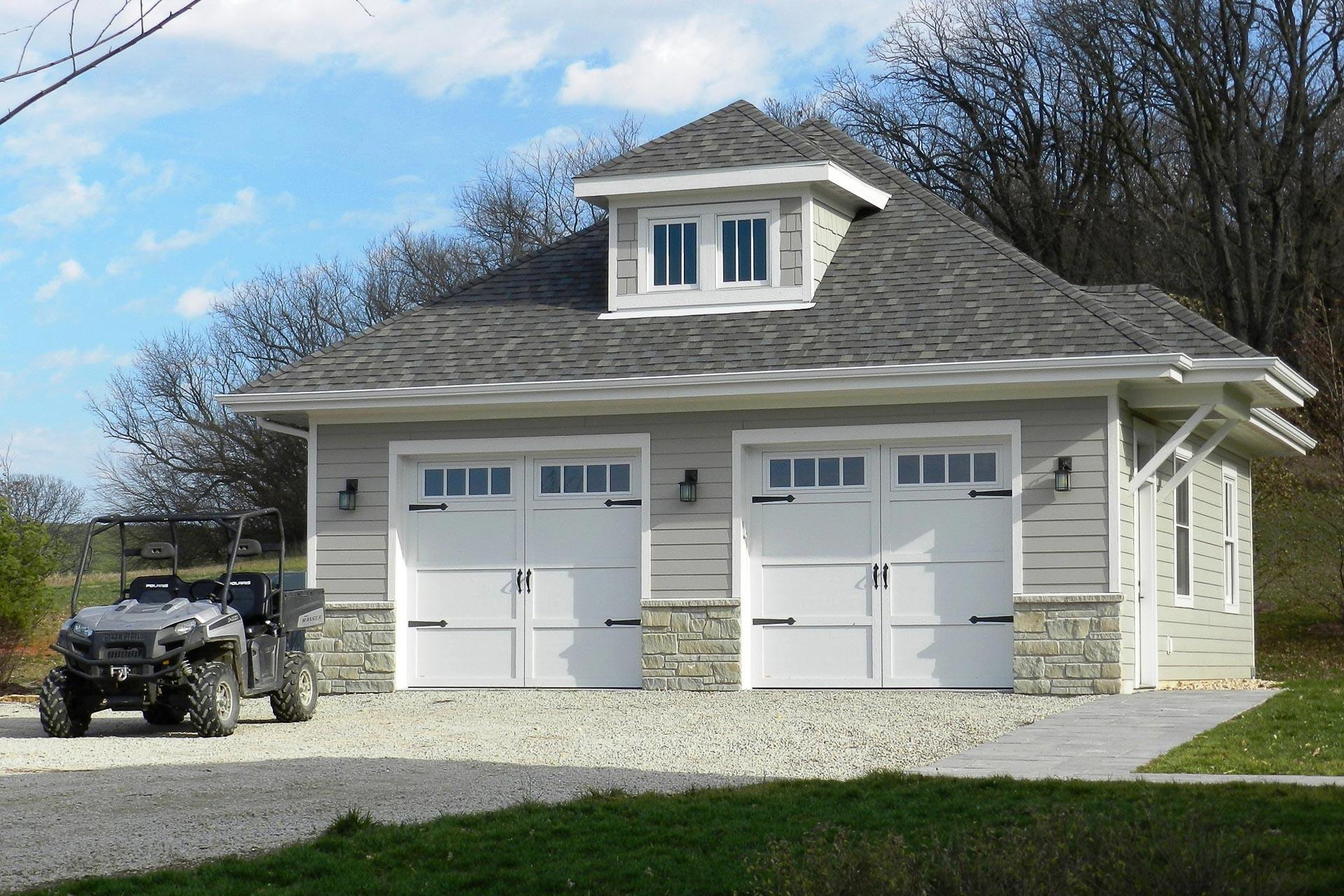 detachedtwocargaragedesign – Detached Two Car Garage Plans