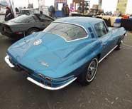 Policing for Profit - Corvette 1965
