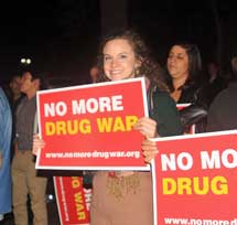 No more drug war