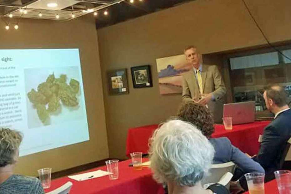 Gallagher teaches dui marijuana hemp law