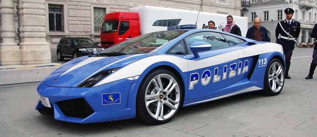 policing for profit: police sports car