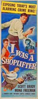 "Shoplifting is a ""crime of moral turpitude"""