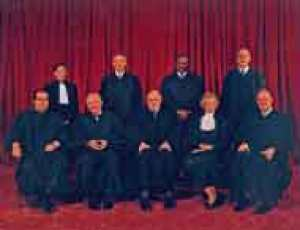 Felony possession of a firearm: Rehnquist Court, opinion by Justice Kennedy, Caron v. U.S.