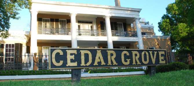 Cedar Grove Mansion Inn Offers History and Hospitality