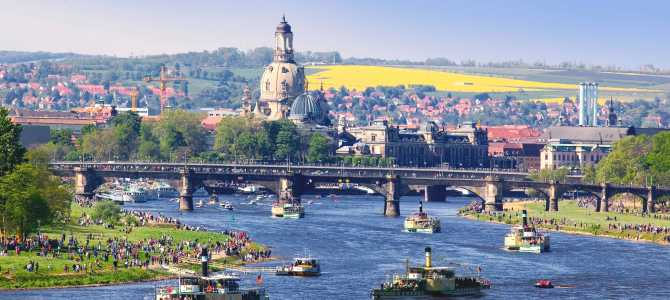 Dresden,Germany: A City Reborn