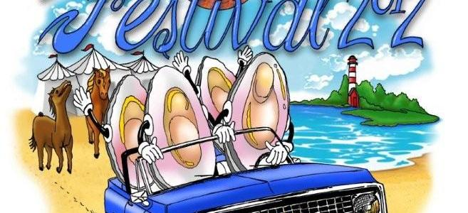 Chincoteague(Va.) Oyster Festival Celebrates its 40th  Anniversay