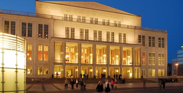 Leipzig, Germany:  One Of  The World's Leading Cities For Music.