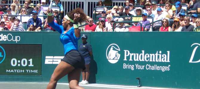 Serena Williams Returns To The Family Circle Cup In Charleston, SC For 2013 Tennis Tournament