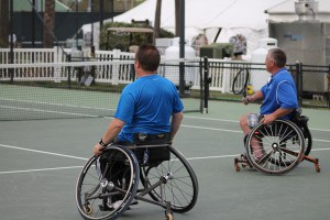 Wheel Chair Players at FCC