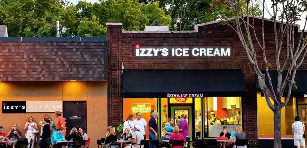 Winter Chill Does Not Deter Ice Cream Lovers In The Twin Cities!