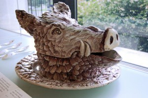 Boars Head Tureen