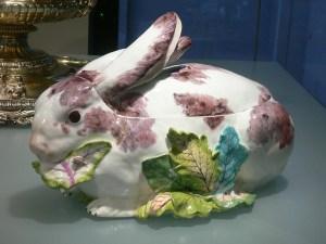 Rabbit Tureen
