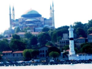 Sailing from Istanbul