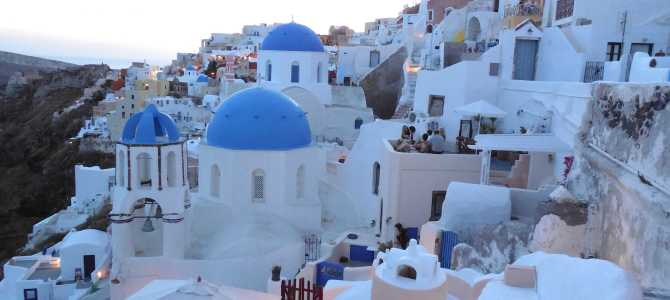 "Touring Greece and its ""magical"" islands with Perillo"