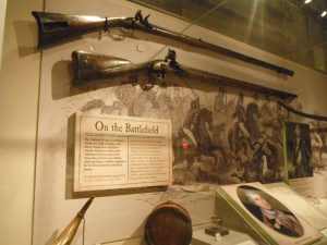 Historic Firearms Display