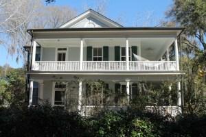 Pat Conroy Home