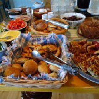 Finnish Breakfast Buffet