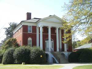 The Robert Mills House (Front)