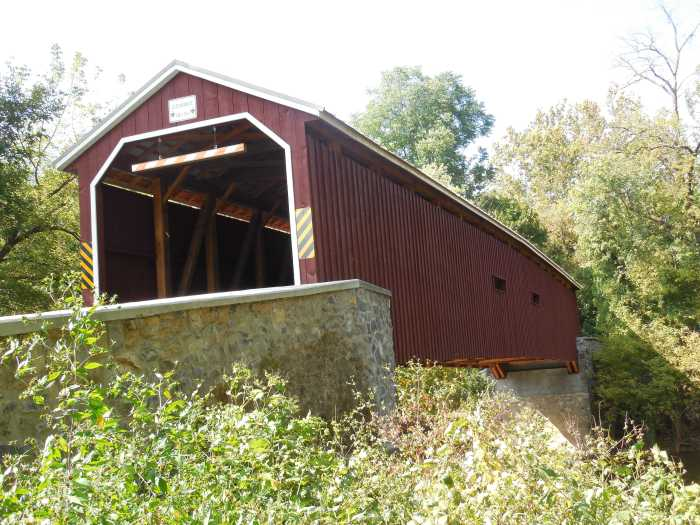 One of Pennsylvania's most famous bridges
