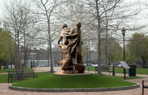 Tubman - Garrett memorial