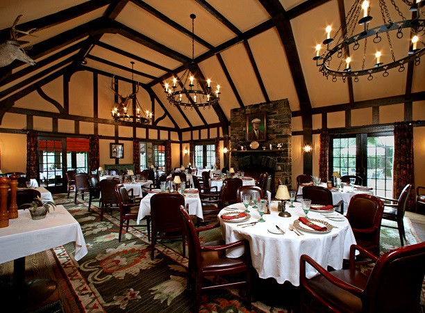 Dining at the Sagamore