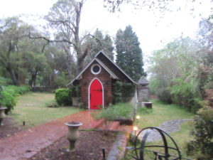 The Wedding Chapel at Rose Hill in Aiken