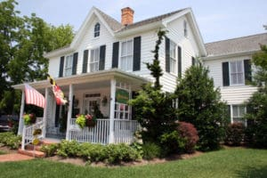 Five Gables Inn is walking distance to St. Michaels attractions.