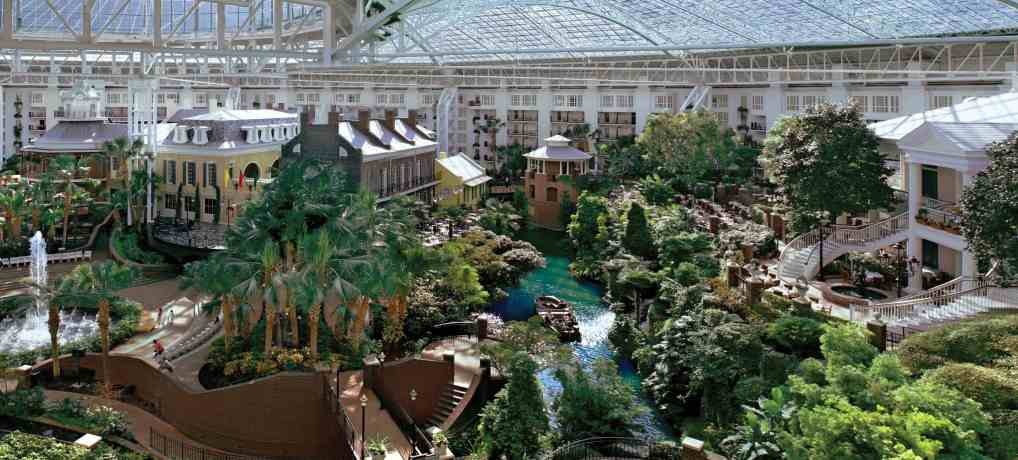 Nashville's Gaylord Opryland Resort