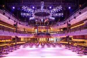 Center stage at the the Wildhorse Saloon