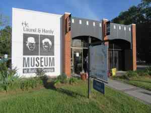 Laurel and Hardy Museum, Harlem, GA
