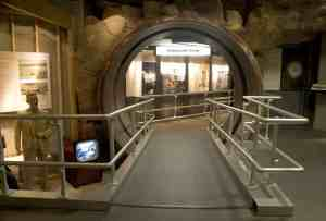Las Vegas - The Atomic Testing Museum